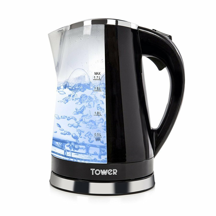 Tower T10012 Colour Changing Jug Kettle