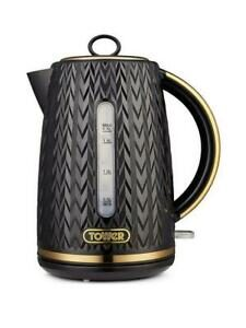 Tower T10052BLK Empire Jug Kettle