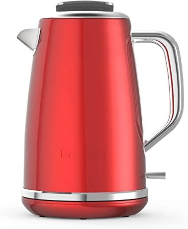 Breville VKT064 Lustra Candy Red Jug Kettle
