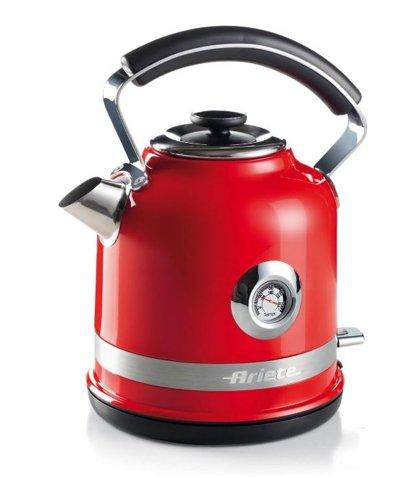 Ariete AR2857 Red 1.7 Litre Moderna Kettle