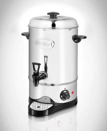 Swan SWU8L 8 Litre Hot Water Urn with Tap