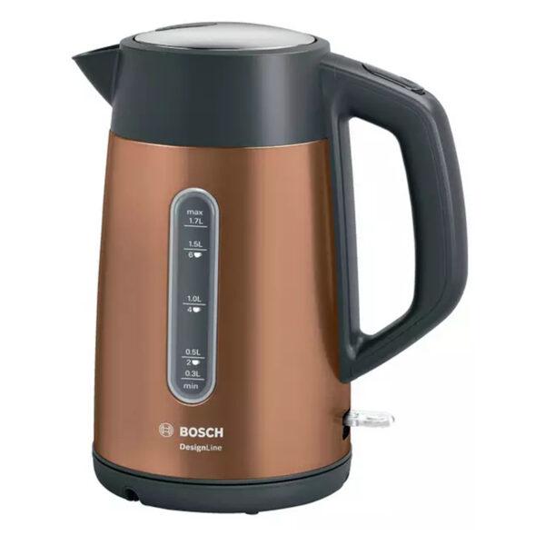 Bosch TWK4P439GB Design Line Copper Kettle